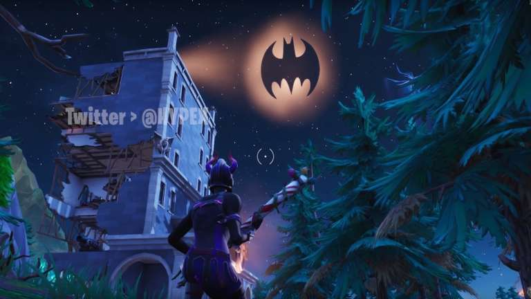 An In-Game Event Featuring Batman Themes Could Be Heading To Fortnite According To Dataminers