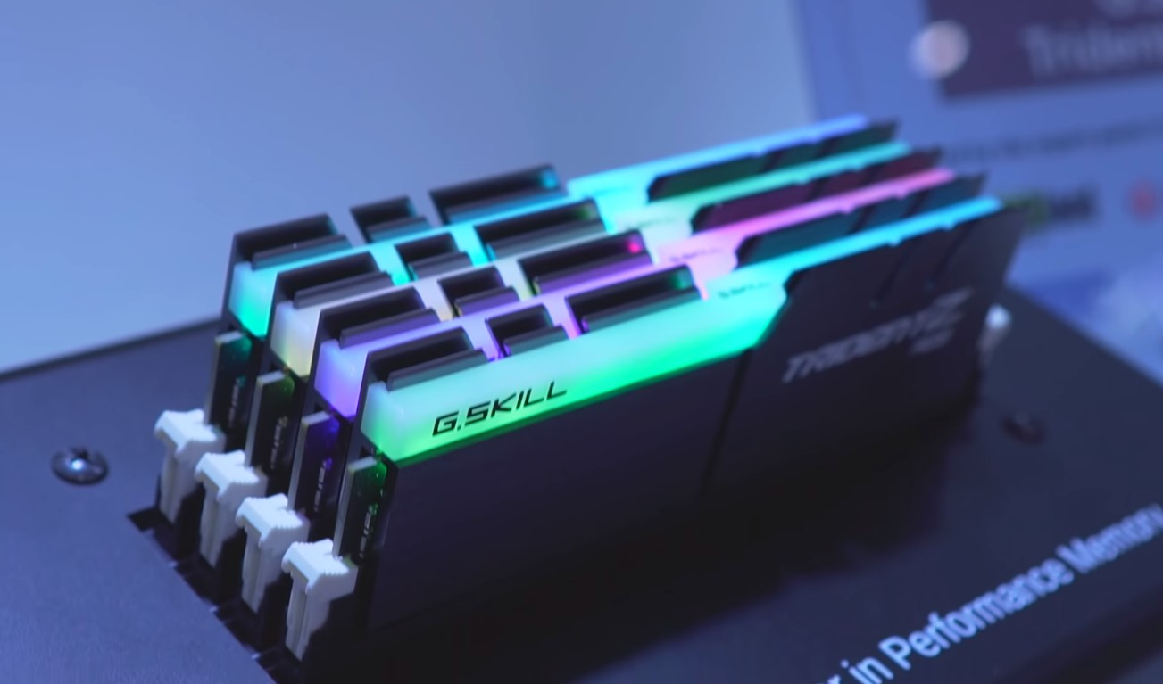 G.Skill Will Release High-Powered Memory Kits To Cater To Top PCs