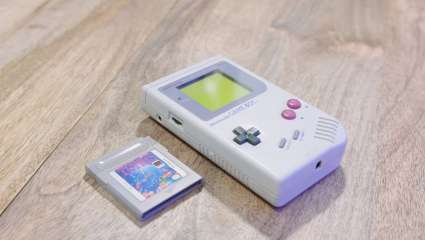 Nintendo's Original Game Boy Dismantling The 8-Bit Handheld Console On Its 30th Anniversary