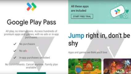 Google's Play Pass Subscription Service Is Coming Soon; Set To Compete With Apple Arcade