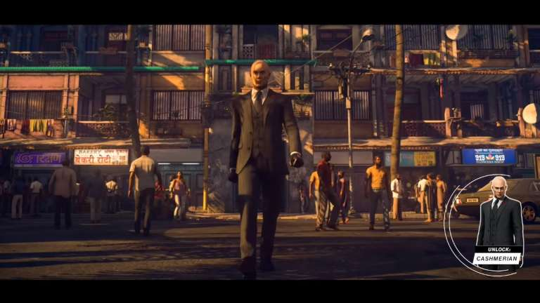 New Costumes And Missions Are Headed To Hitman 2 In Celebration Of Halloween