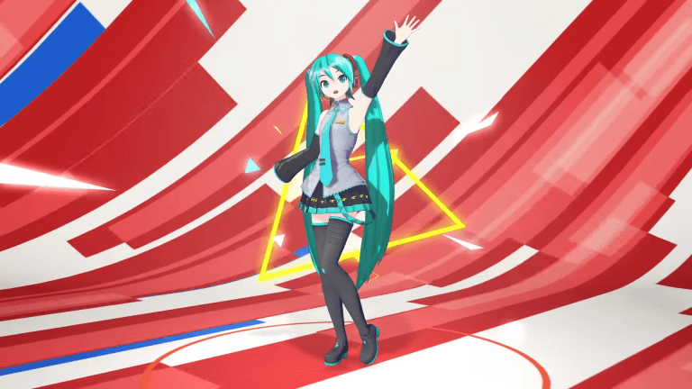 The VOCALOIDs Are Coming To The Switch In Hatsune Miku Project DIVA Mega Mix