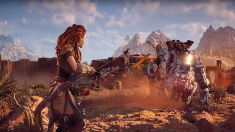 Horizon Zero Dawn Finally Releases On Steam To Rough Initial Review Citing Instability