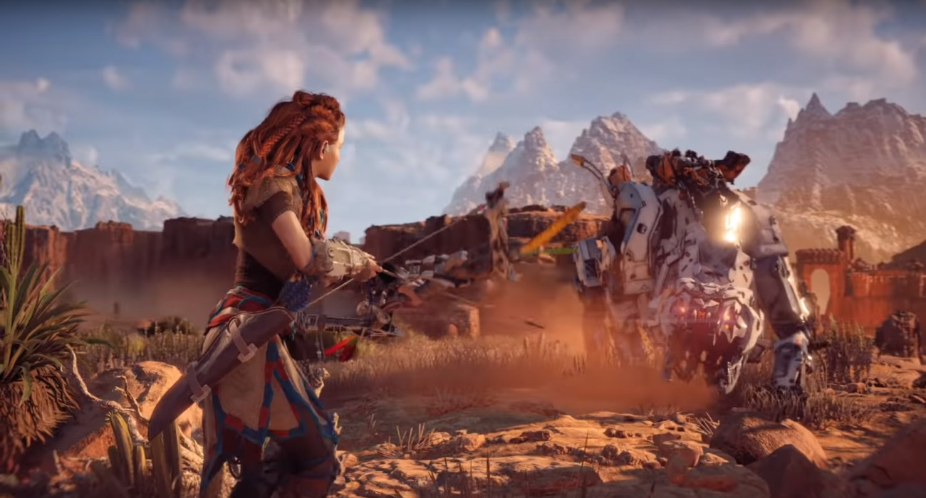 A New Horizon: Zero Dawn Game Could Be In The Works According To A Recent Guerrilla Games Job Posting
