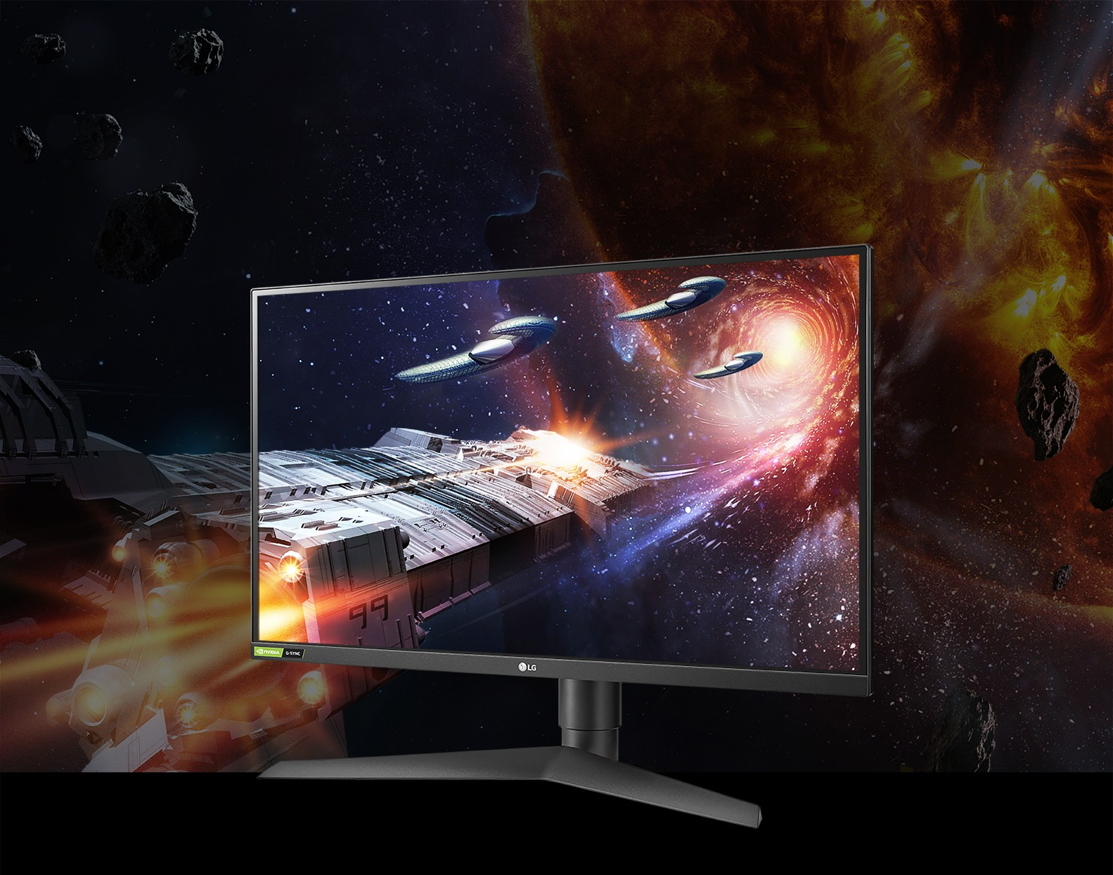 IFA 2019: LG Expands The UltraGear Line Of Gaming Monitors