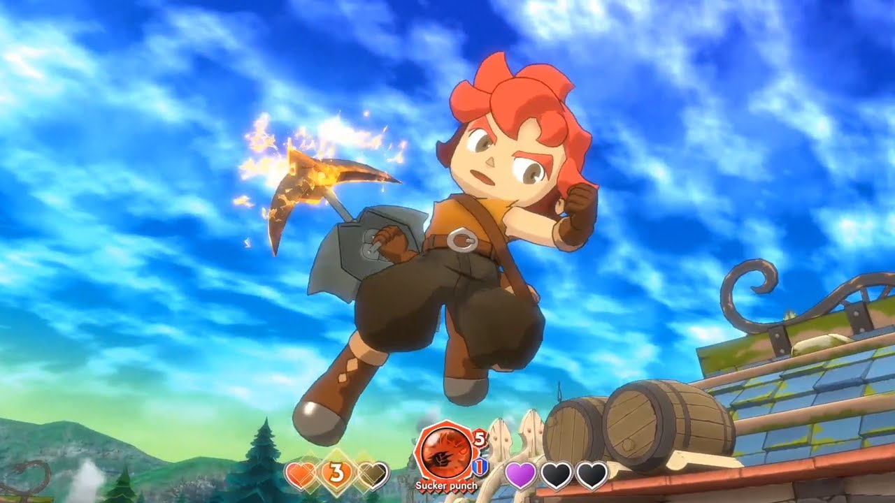 Game Freak Is Working On A New RPG For The Nintendo Switch, Little Town Hero Now Has A Release Date And Additional Details Announced