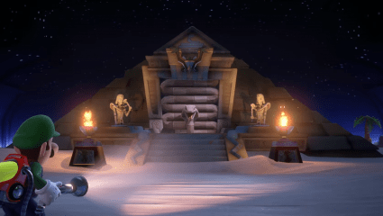 Two New Packs Of Additional Content Are Coming To Luigi's Mansion 3 Next Year