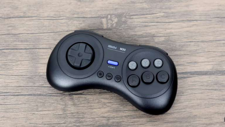 Hardware Manufacturer Releases Six-Button Wireless Controller For The Sega Genesis Mini
