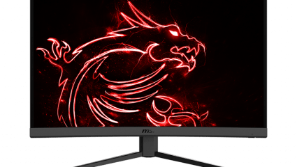 MSI Unleashes The MAG Optix G27C4 27-Inch Curved Gaming Monitor With 165Hz Refresh Rate, And AMD® Adaptive Sync