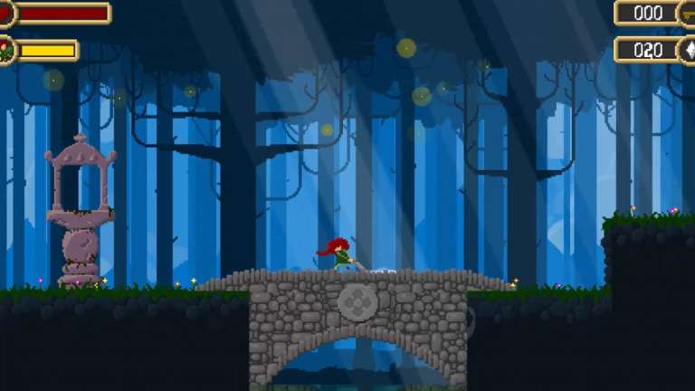 Steam Key Available For The New 2D Adventure Side-Scroller Mable And The Wood