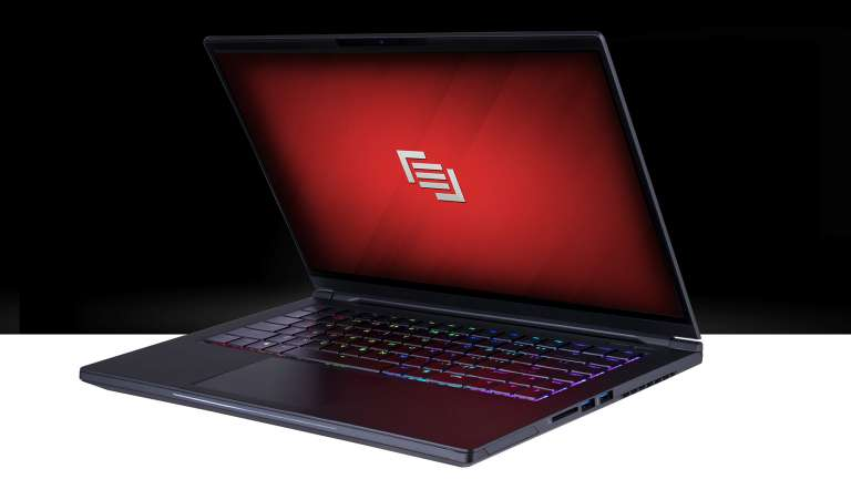 The New Custom Engineered MAINGEAR ELEMENT Gaming Laptop Packs A 9th Gen Intel CPU And An NVIDIA® RTX™ GPU