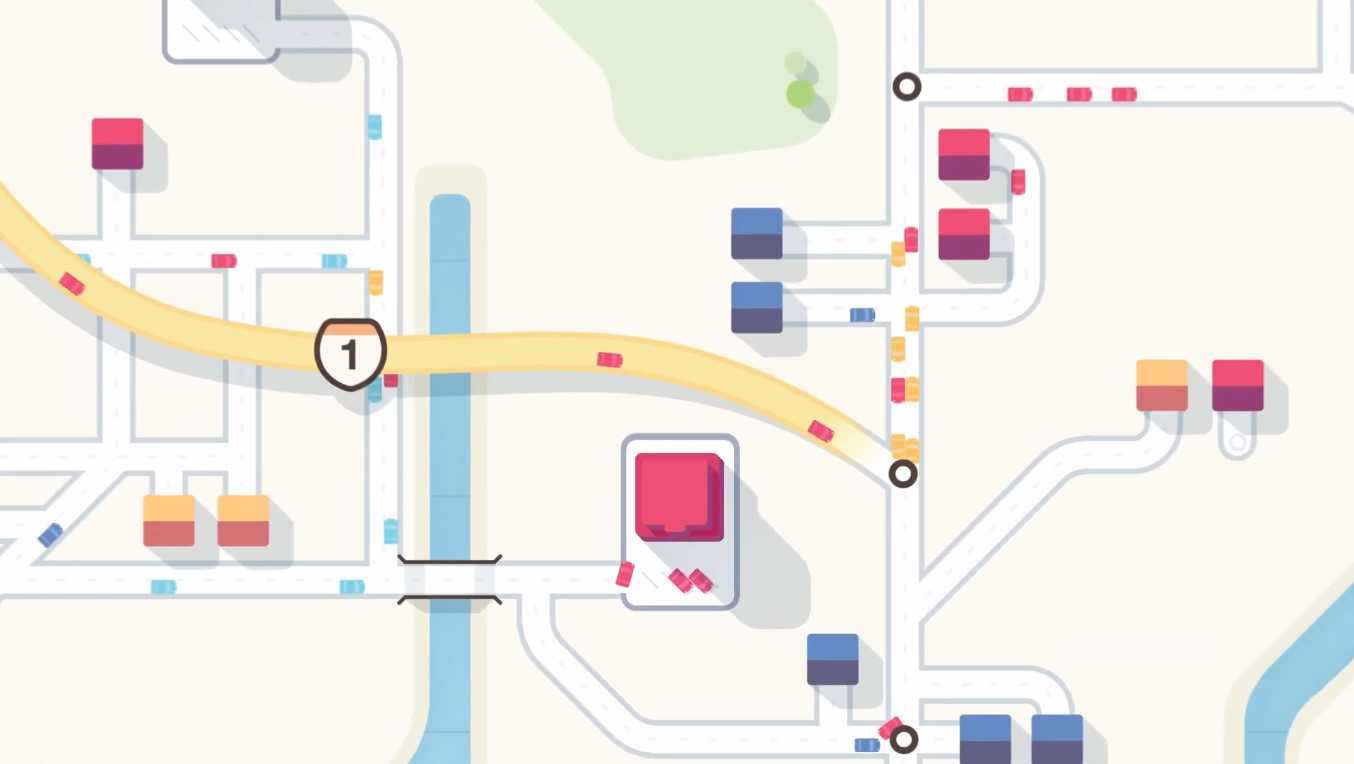 Mini Motorways Unleashes The Traffic Czar In You And Will Unleash Your Urban Planning Skills