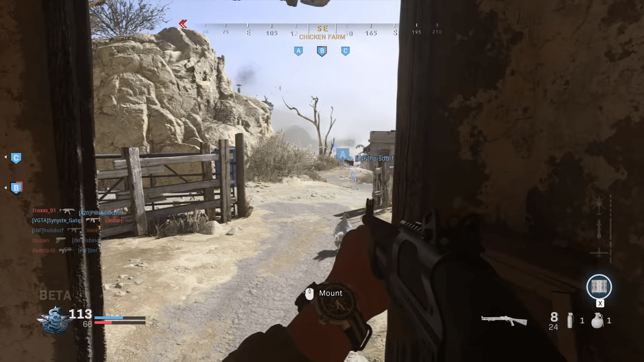 Modern Warfare Might Be Making Changes To The Game's Mini-Map
