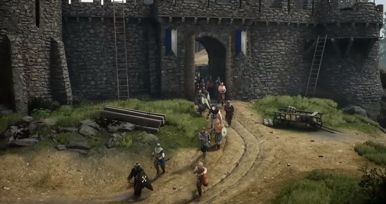 You Can Now Test Your Sword-Fighting Skills In 1v1 Battle Following The Mordhau Update