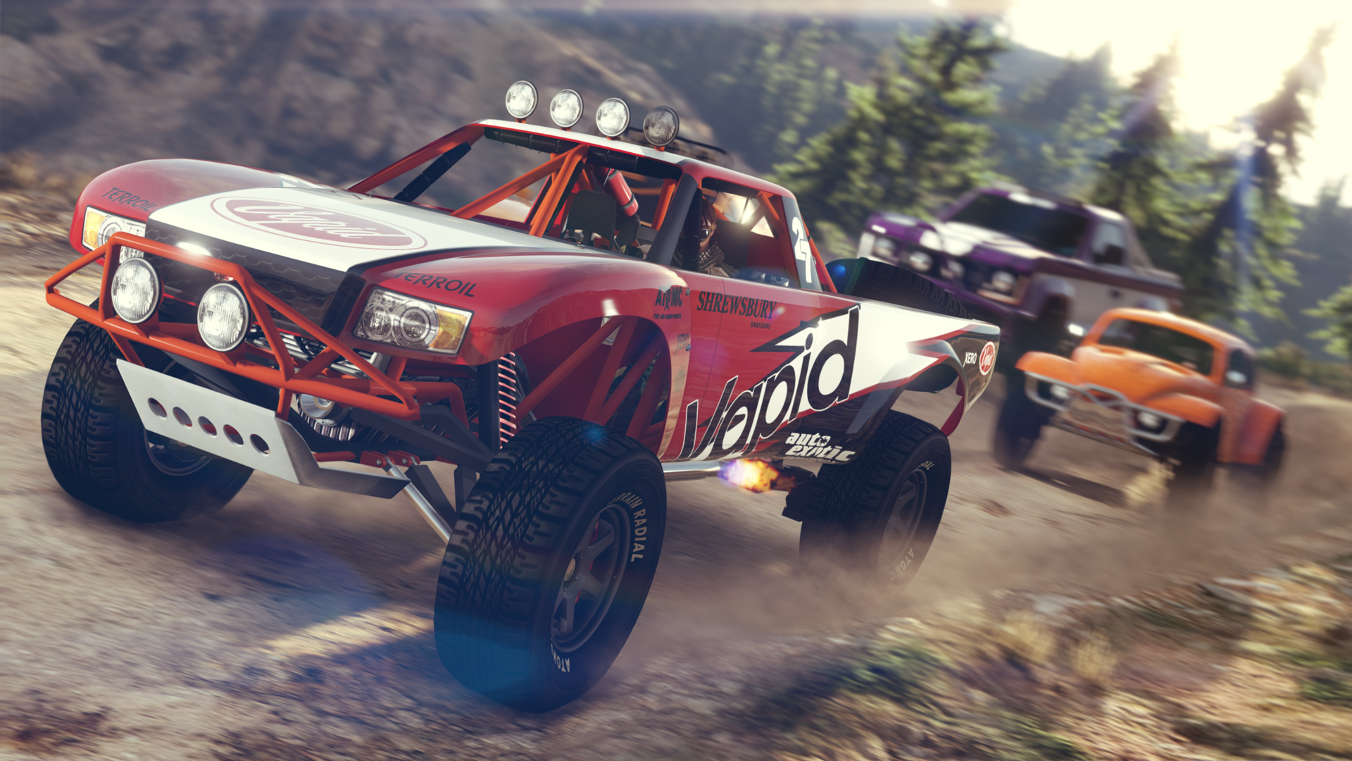 New GTA Online Update Today Brings The New Benefactor Krieger, New Races, Double Reward Bonuses, Discounts And More