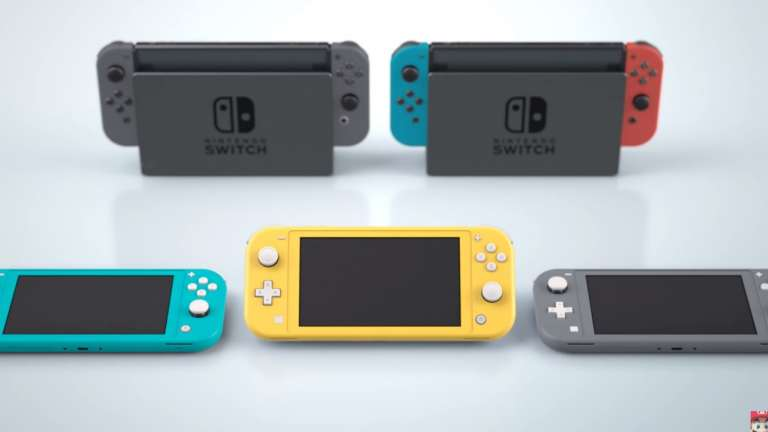 Nintendo Switch Lite Release Date Finally Came; Gaming Console Packed With Features But Easy On The Hand