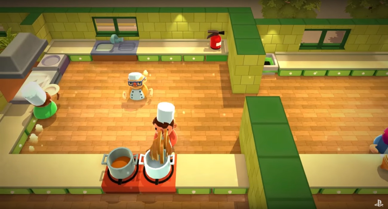 The Fun Cooking Simulator Overcooked Is Now A Low $5.09 Thanks To PlayStation's September Sales