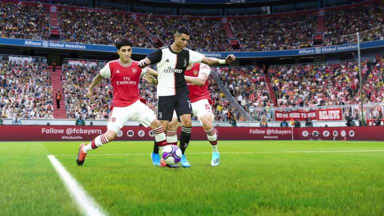 eFootball PES 2020 Demo Isn't The Same As The Retail Version, Konami Announces PES 2020's First Big Patch