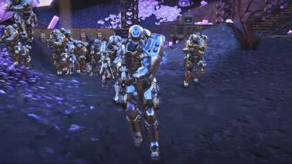 Daybreak Game Enters Massive Battle Royale Game Planetside Arena On Steam Early Access
