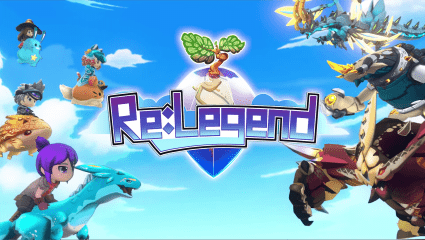 Build, Craft, And Raise Monstrous Pets In Re:Legend, Now Available on Steam