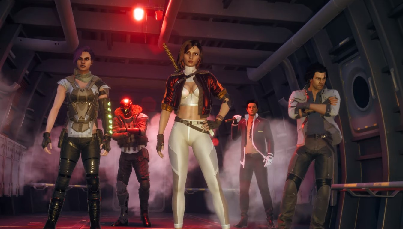 Hi-Rez Revealed A Brand New Team-Based PvP Shooter Game Called Rogue Company