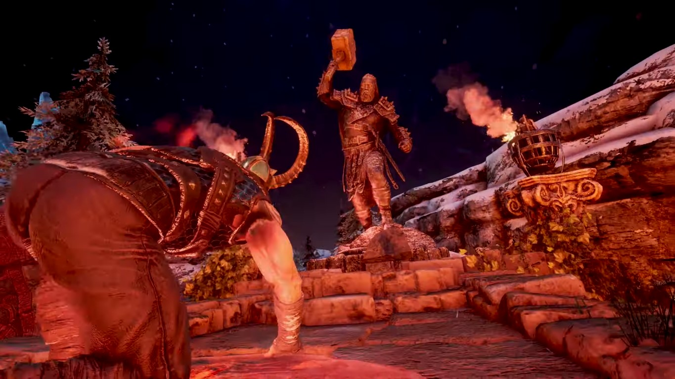 Human Head Studios' Rune II To Finally Release On Epic Games Store This November