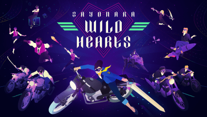 Sayonara Wild Hearts Is Speeding Its Way Into The Gaming World With A Unique Journey Revolving Around A Pop Soundtrack