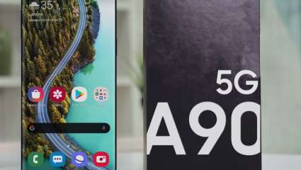 Samsung Leaks, Galaxy A90 Mid-Range 5G Phone Is The Next Big Samsung Device