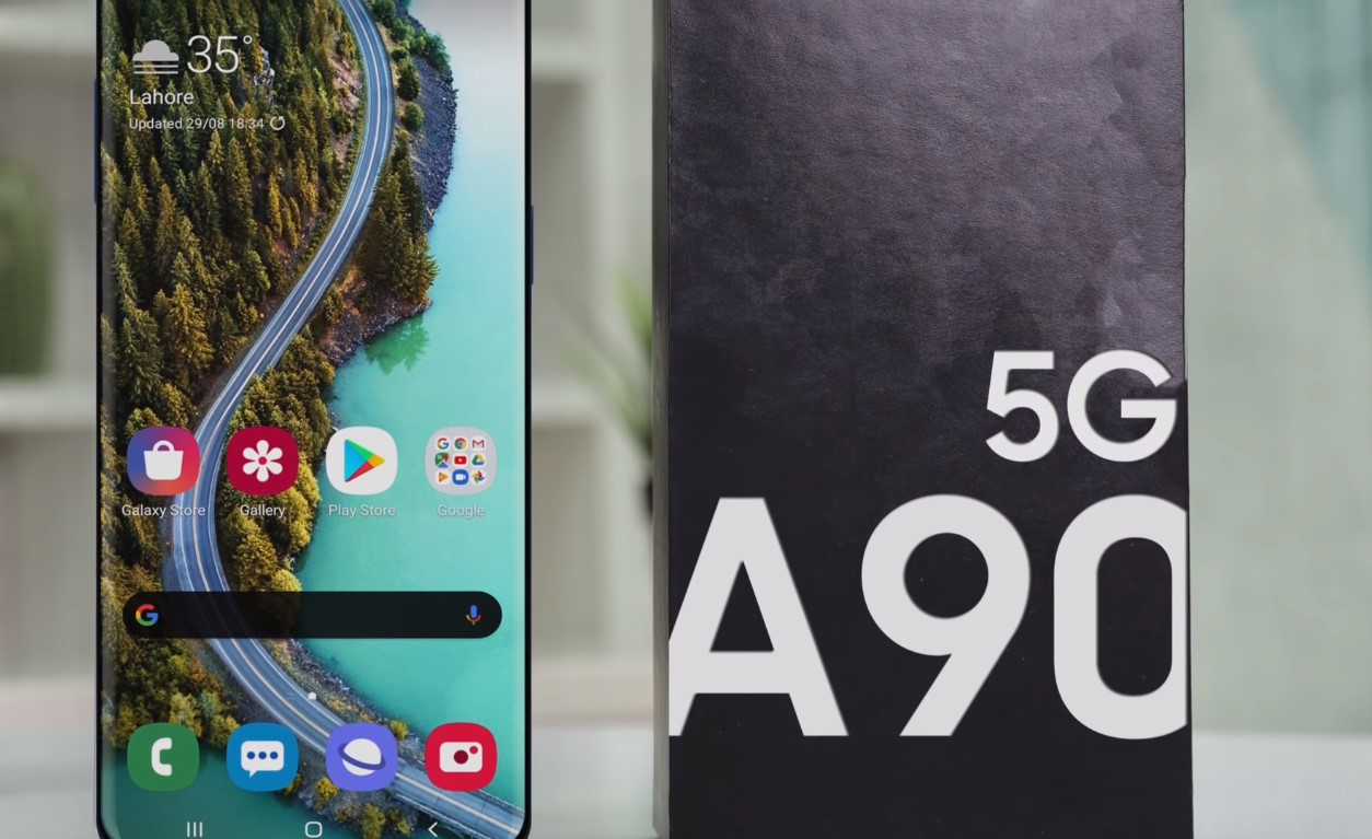 Samsung Leaks: Galaxy A90 Mid-Range 5G Phone Is The Next Big Samsung Device
