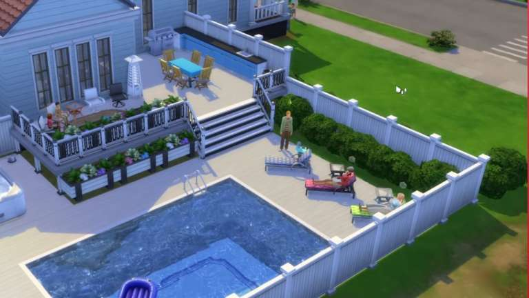 The Sims 4 Finally Includes Fan's Most-Wanted Feature In Its Latest Updates