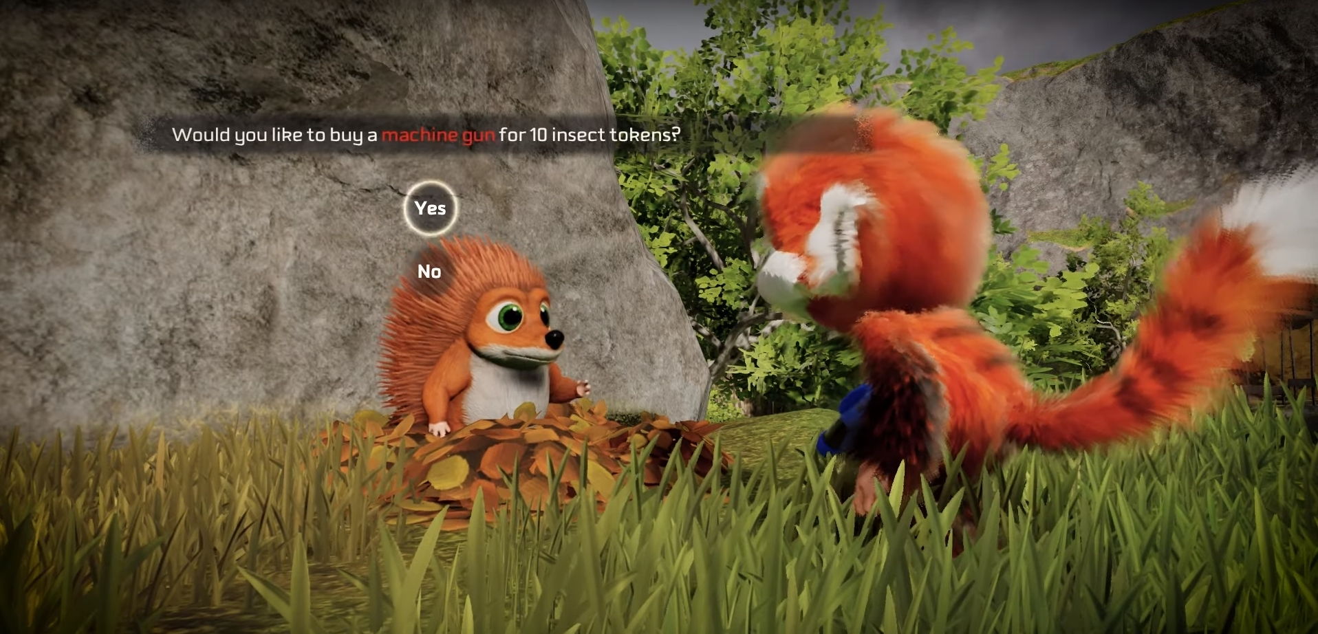 PS4's Upcoming Tamarin Just Got A Surreal New Trailer With A Weird Ending