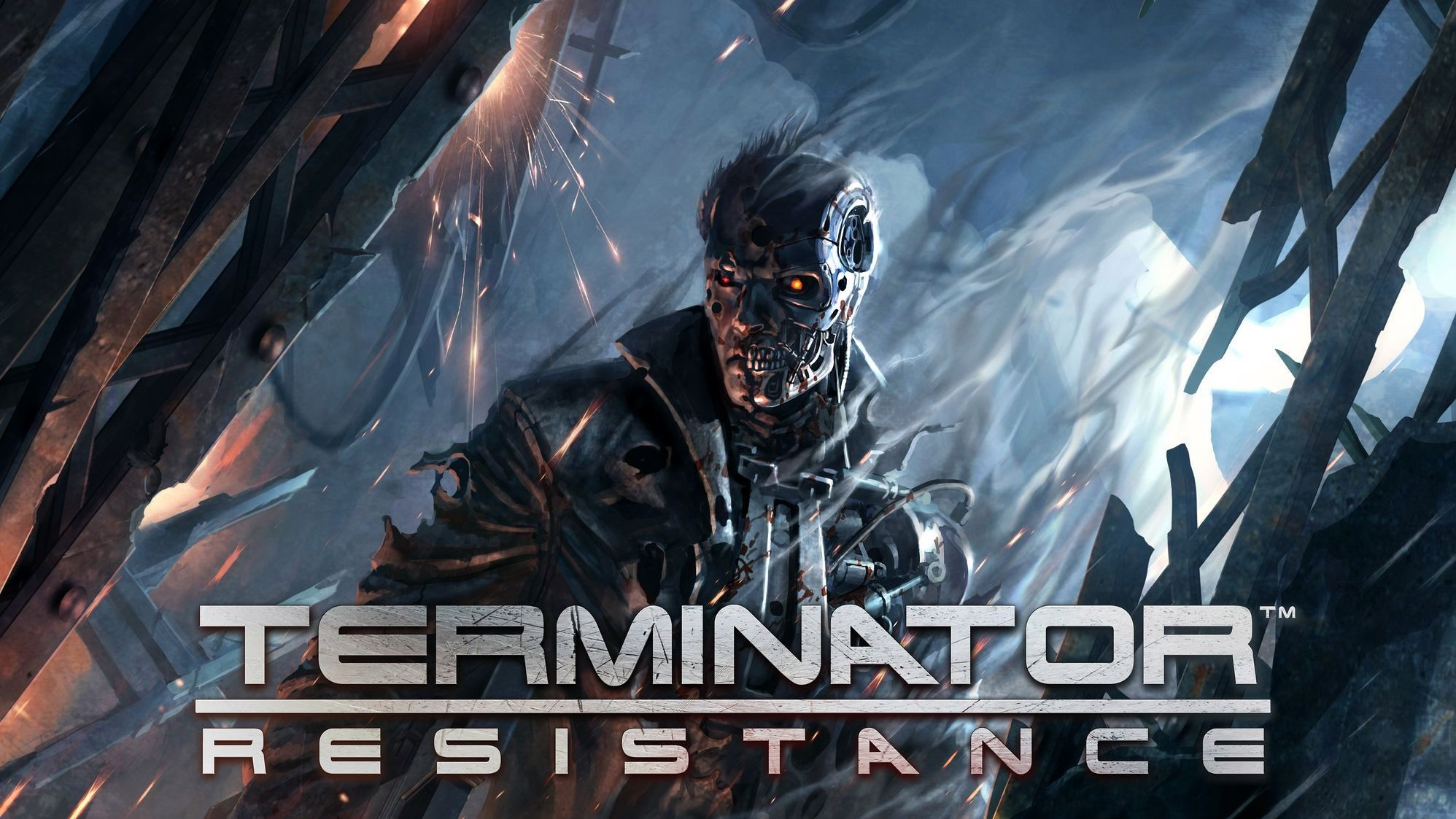 New Terminator videogame announced: Watch the trailer
