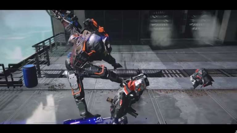 Deck13 Just Put Out More Free DLC For The Surge 2, Including A Futuristic Cop Suit