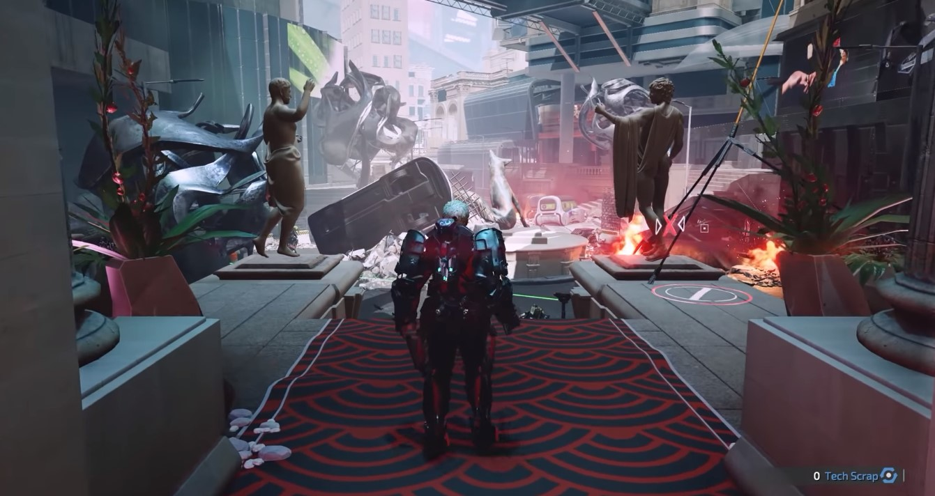 Focus Home Interactive Releases 13-Minutes Unedited Gameplay Clips Of The Surge 2