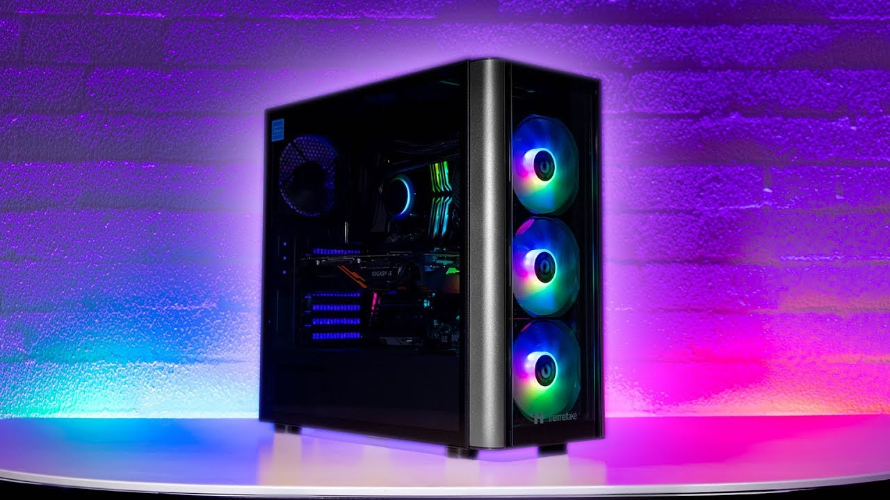 The Thermaltake Level 20 Collection Gets A New Member, The Level 20 GT ARGB Black Edition Full Tower Chassis