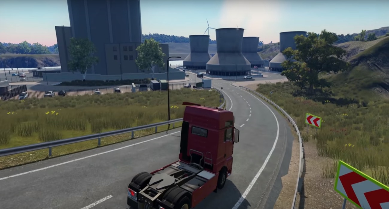 The Launch Trailer Is Officially Here For Truck Driver, A Driving Simulator With A Lot Of Depth