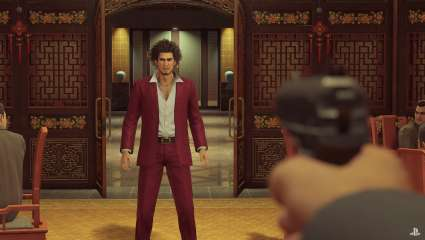7th Title Of The Yakuza Series Features Summons, Kart Racing, And PachiSlot