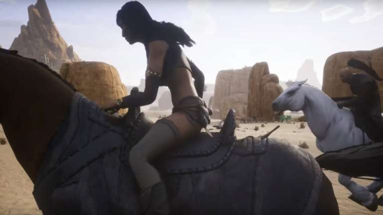 Conan Exiles Is Receiving A Big Update In December, Including The Addition Of Mounted Combat