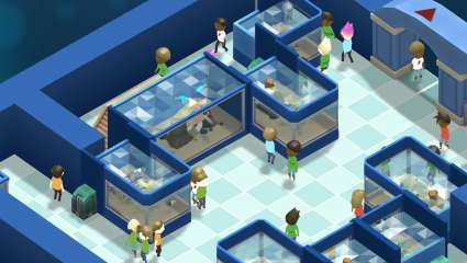 Megaquarium Will Be Launching For Xbox One, PlayStation 4, And Nintendo Switch October 10