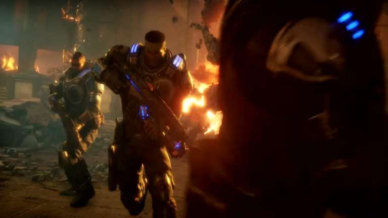 The Coalition Has Just Introduced A New Penalty System For Gears Of War 5 Multiplayer; Intended For Players Who Leave Matches Early