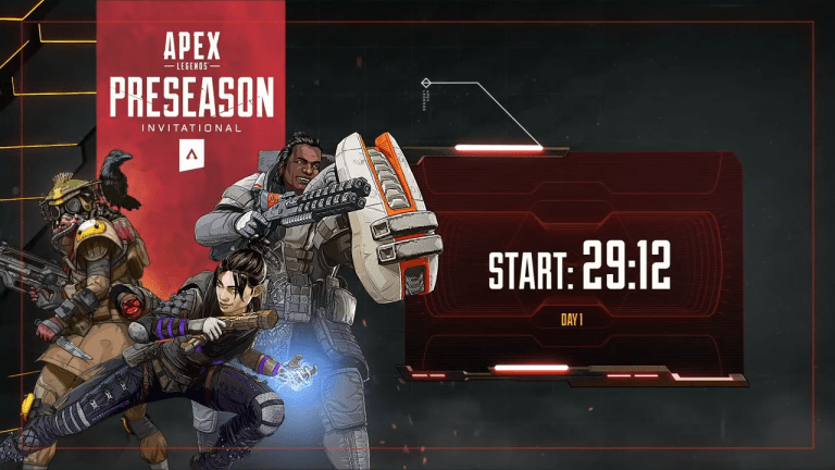 Apex Legends Preseason Invitational: Invisible Wattson Fences, Bugs & Glitches In The Arena, Out Of Touch Shout Casting