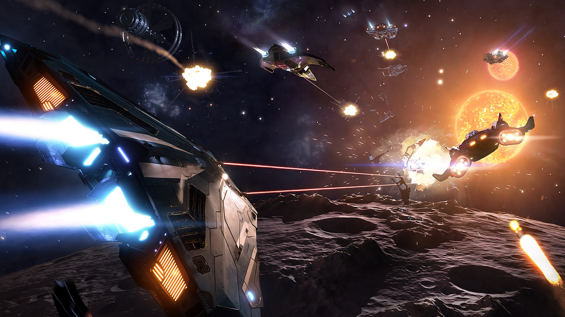 Elite Dangerous's September Update Has Made The Game More Accessible And Introduced A Whole New Currency To The Game