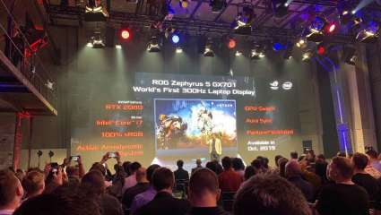 IFA 2019: The ASUS ROG Zephyrus S GX701 Is The World's First Gaming Laptop With A 300Hz Refresh Rate