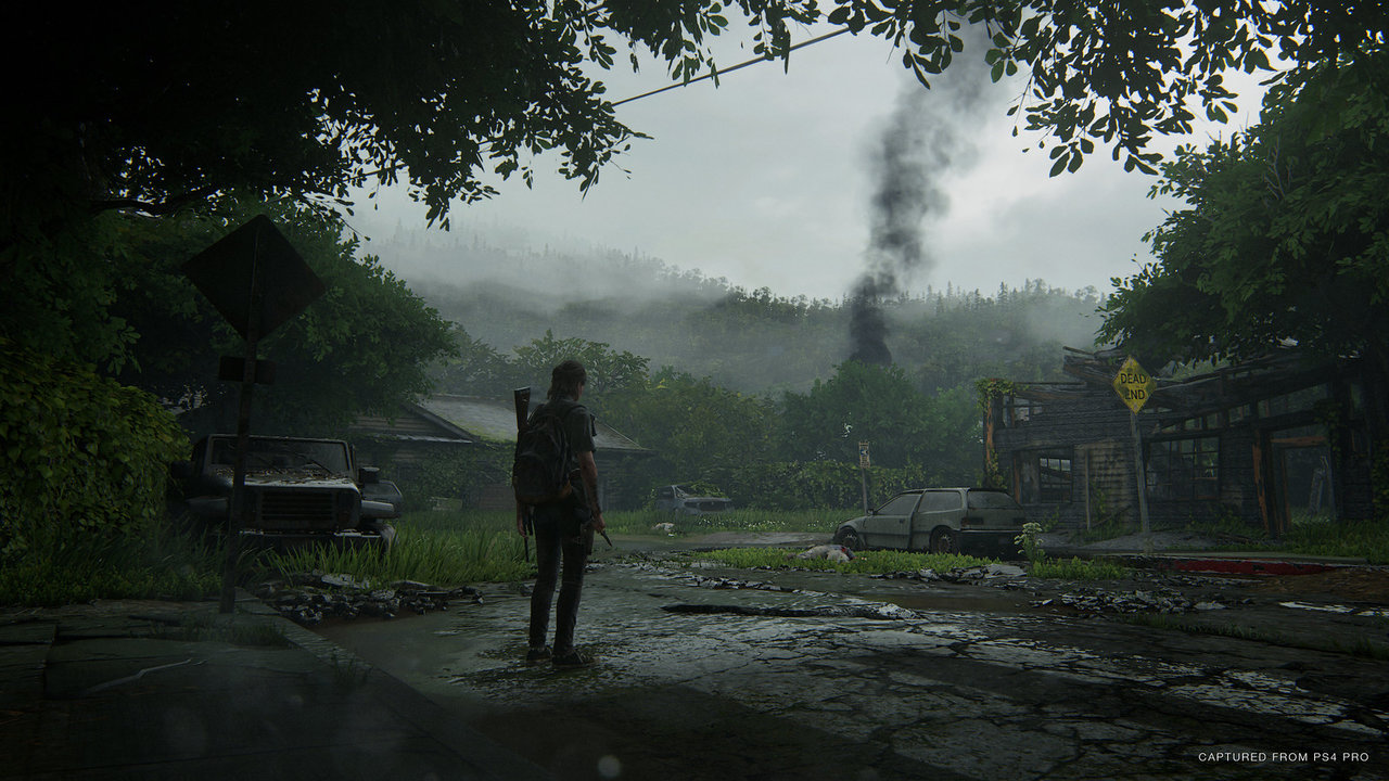 The Last Of Us Part II Co-Director Explains The Game's Heartbeat System
