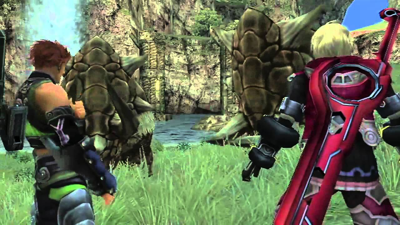 The Future Is All Ours In Xenoblade Chronicles: Definitive Edition, Coming To Nintendo Switch