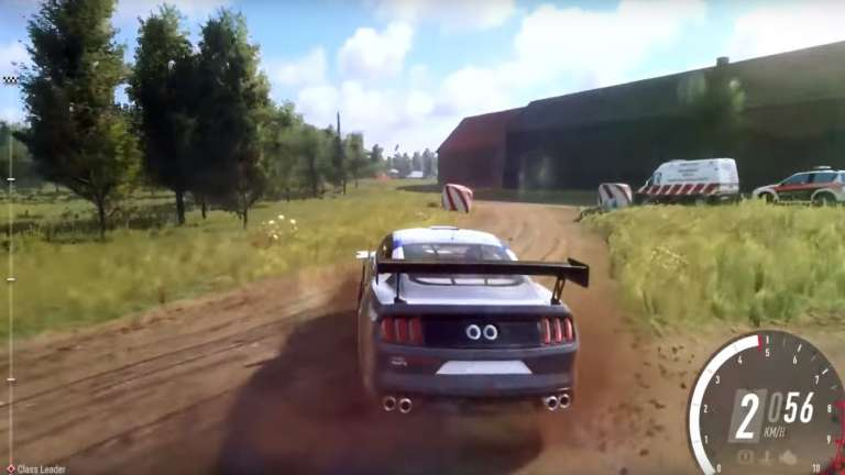The Racing Simulator Dirt Rally 2.0 Joins Xbox Game Pass On September 26