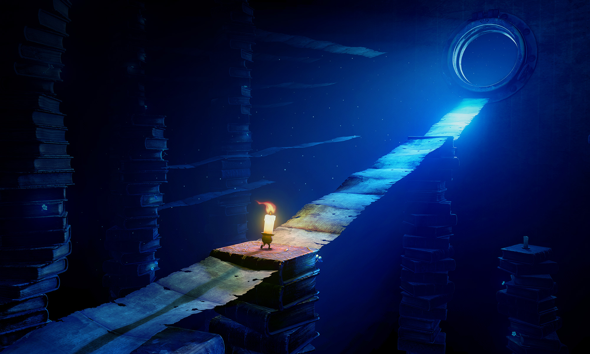 Shine Bright Like A Candle In Candleman, A 3D Platformer Arriving To Switch This Fall