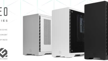 MetallicGear Announces The New NEO 520 Series Which Includes NEO-G, AIR And SILENT