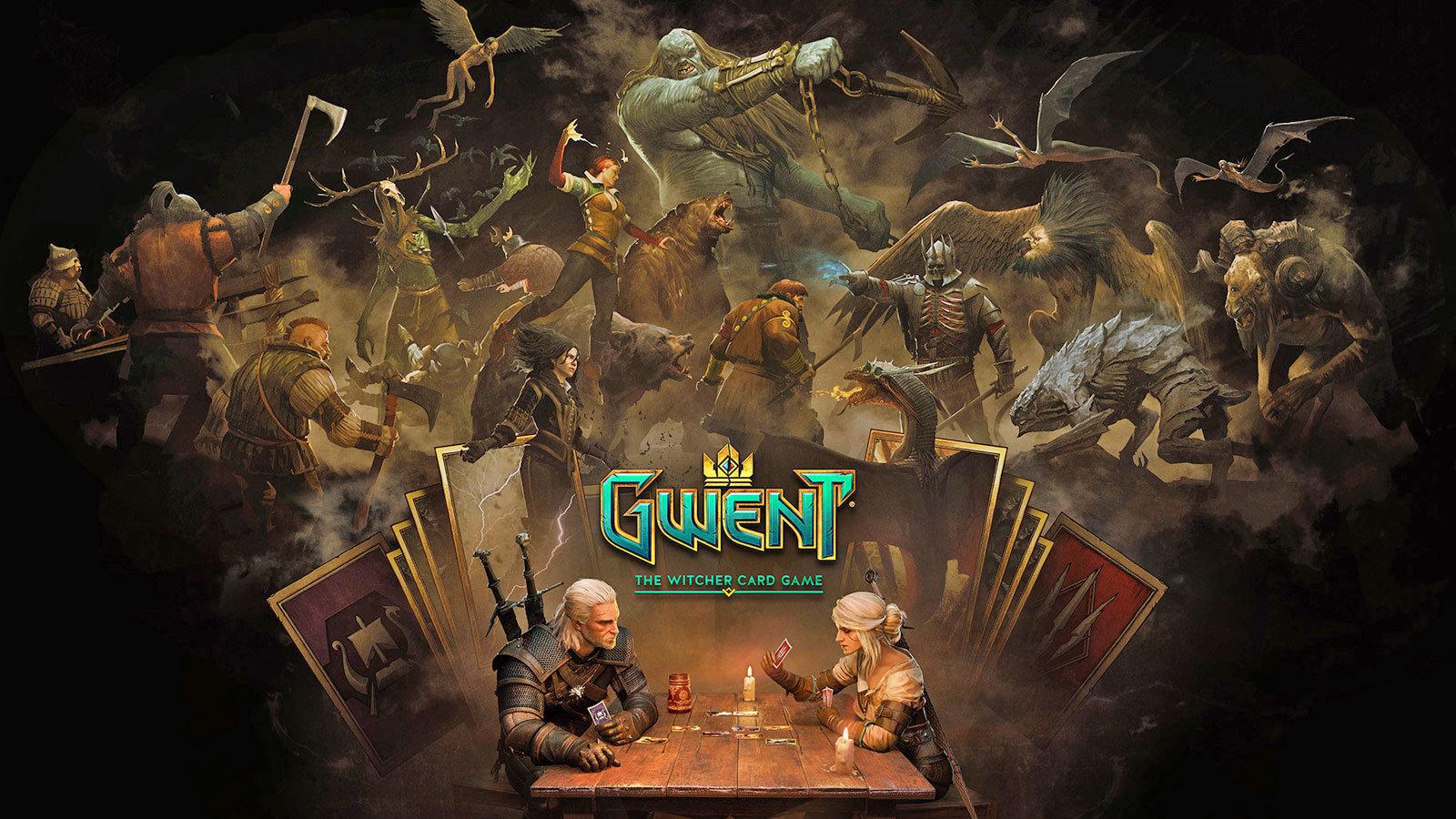 Gwent: The Witcher Card Game Is Coming To iOS This October, Pre-Orders Have Already Begun