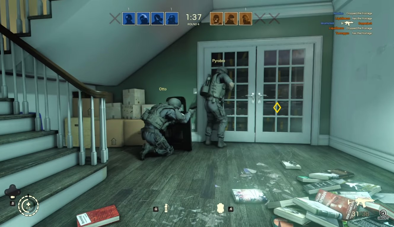 Rainbow Six Siege's Player Encountered Cheaters That Can Switch Opponent's Operators